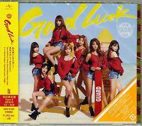 AOA-GOOD LUCK -JAPAN CD+DVD Type A Bonus Track Ltd/Ed D86