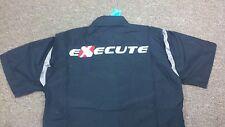 Execute Sports Brand Moisture Wicking Mens Shirt