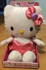 HELLO KITTY Bed Warmer Soft toy New!