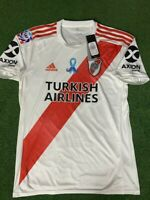 RIVER PLATE PONZIO 2019-2020 SPECIAL EDITION SHIRT PLAYERS ISSUE NEW .. SIZE L