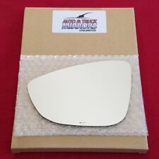 Mirror Glass For Jetta, Passat,Cc Driver Side Replacement - 2 Options