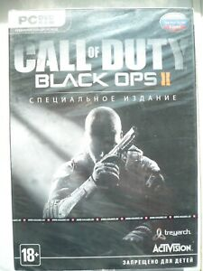 Call of duty: Black Ops 2 - Special Edition/PC/Windows/2012/Russian License