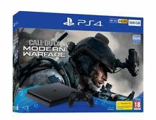 PS4 500GB Call of Duty Modern Warfare Console