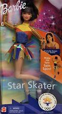 Barbie Star Skater 2002 Winter Olympics Salt Lake City Michelle Kwan NOS NRFB