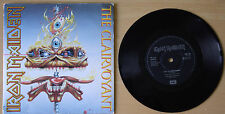 "IRON MAIDEN THE CLAIRVOYANT 1988 7"" VINYL SINGLE (EM 79)"