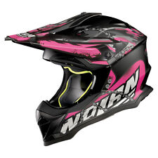 CASCO CROSS NOLAN N53 NO ENTRY - 32 FLAT ASPHALT BLACK TAGLIA XXS