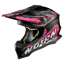 CASCO CROSS NOLAN N53 NO ENTRY - 32 FLAT ASPHALT BLACK TAGLIA XS