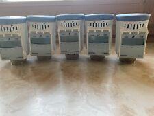 5 x Honeywell HR20 Energiesparregler Heizkörperthermostat Software 2.04