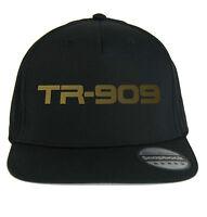 Cappello Dj TR-909, SnapBack Cap Drum Machine Roland, House music, Acid, Techno
