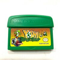 Yoshi: Topsy Turvy - Game Boy Advance GBA Game - Tested - Working - Authentic!