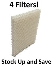 Humidifier Filter Replacement for Honeywell HAC-700NTG HAC-700PDQ - 4 Pack