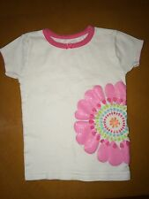 Baby Girls Toddlers Beautiful Carter's Super-Comfy Top T-Shirt Size 24 Months