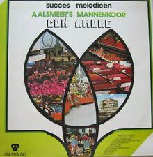 """AALSMEERS MANNENKOOR """"CON AMORE"""" - SUCCES MELODIEEN -  LP"""