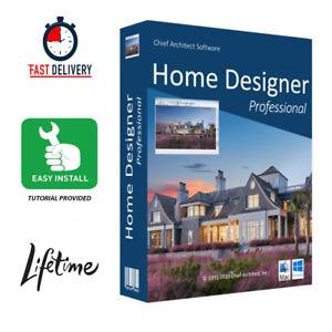 Chief Architect Home Designer Pro 2021 ✔️lifetime activation  🔥Fast E-delivery