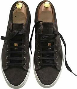 Paul Smith PS Brown Suede Trainers