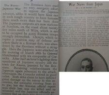 Korea 1904 Bulgaria Army - Armenia Church Persecution