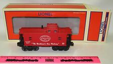 Lionel new 6-36573 SP&S Square Window caboose