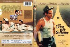 THE LONG, HOT SUMMER (1958) - Paul Newman, Joanne Woodward   DVD NEW