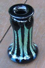 Michael Pavlik Signed & Dated 1974 Art Glass Vase