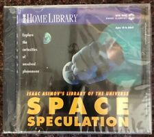 ISAAC ASIMOV'S LIBRARY IF THE UNIVERSE  SPACE SPECULATION