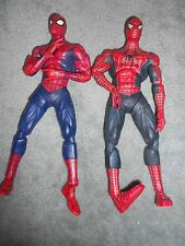 "Spiderman 12"" inch Action Figure Marvel 2004 & 2005 (BOTH)"