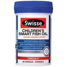 Swisse Ultiboost Children's Smart Fish Oil 90 Caps