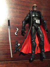 Marvel Universe Blade action figure loose vampire hunter Complete