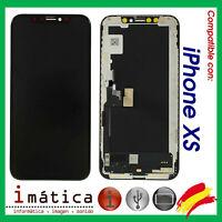 PANTALLA COMPLETA LCD IPHONE XS TACTIL DISPLAY DIGITALIZADOR APPLE DE REPUESTO