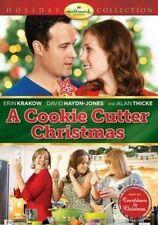 a Cookie Cutter Christmas Region 1 DVD Hallmark