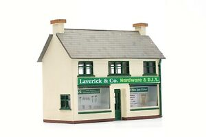 DAPOL/KITMASTER 00/H0 Plastic  Buildings/Layout Kit No: C019 General Stores.