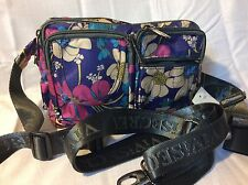 Kipling Style Convertible Shoulder Or Waist Bag.