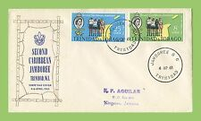 Cover Trinidadian & Tobagonian Stamps (1962-Now)