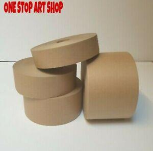 Gummed Tape 90mm 70mm 48mm 36mm Gummed Paper Stretching Tape Gum Tape PROMO POST