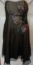 Coast Silk Special Occasion Dresses Midi