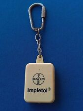 Germany, Croatia, BAYER - IMPLETOL, Old vintage keychains !
