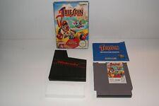 Nintendo Nes Disney's Talespin CIB Complete