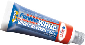 Grout reviver Forever white grout restorer covers dirty grout 200ml tube