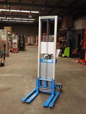 Lift height 3.6m/159kg winch operated aluminium duct lifter aircon garage door