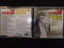 CD TOM McFARLAND / TRAVELIN WITH THE BLUES /