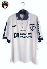 Vintage Tottenham Hotspur FC Football Home Shirt 1995-1997 (M) Pony Jersey