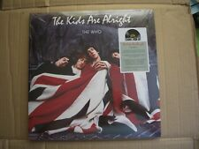 THE WHO - THE KIDS ARE ALRIGHT (OST) - 2LP RED AND BLUE VINYL - RSD 2018