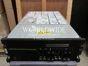IBM 8233-E8B Power750 Server 32-Core 3.0GHz PowerVM STD,(AIX) can custom config