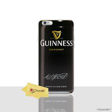 "Estuche/Cubierta Para Cerveza De Apple Iphone 6/6s Plus (5.5"") Protector De Pantalla/GEL/Guinness"