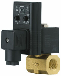 1/2 Automatic Solenoid Timer Controlled Drain 230 V Ref: EZ1/ HTD3 (Strainer Opt