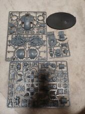 Warhammer 40k Imperial Knight body and legs bits / sprue / base