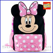 """Disney Minnie Mouse 12"""" Toddler Backpack"""