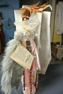 golden keepsakes heirloom doll tassel MITENA
