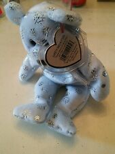 000 Ty Beanie Baby  Pinata 2002 Flaky Bear ~Nice with Hang TAGS RETIRED w Case