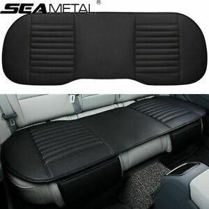 changlaiwang Car Backseat Protector Luxury Kick Mat Seat Covers Waterproof Anti Kick mat Backseat Storage Bag for Car Truck Van