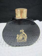 vintage LANVIN Charles of the Ritz MY SIN? shaker top talc powder 1/2 full